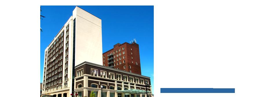 Hotel Blackhawk, Davenport, IA